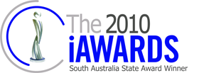 SA iAwards Winner